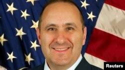 Le général Harold J. Greene, tué mardi par un homme portant un uniforme afghan, près de Kaboul (REUTERS/U.S. Army)