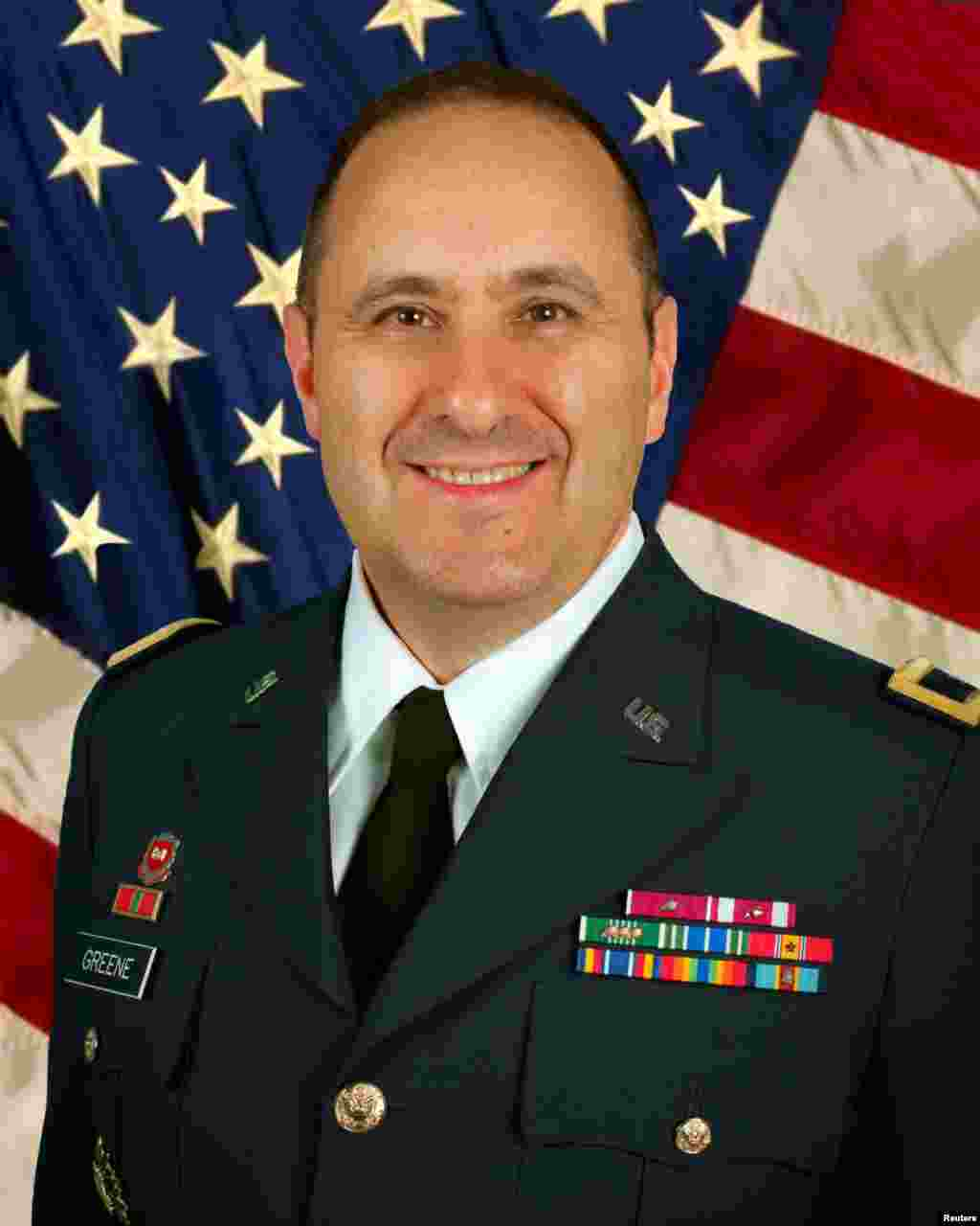 Afganistan'da öldürülen Amerikalı Tümgeneral Harold J. Greene