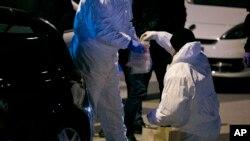Kosovska policija prikuplja materijal iz automobila nakon tvrdnji da je sprečila napad u Prištini