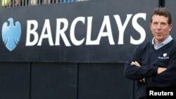 英國金融業巨頭巴克萊銀行前首席執行官羅伯特.戴蒙德。(資料圖片)