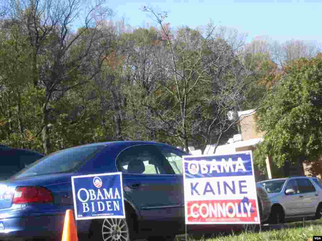 Elections Américaines 2012