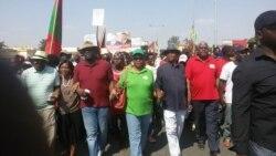 Manifestação da UNITA em Luanda decorre sem incidentes