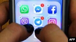 Madandemutande akaita seFacebook, Instagram, nemamwe anonzi anogona kubatsira vanopikisa kusvitsa mashoko avo kune veruzhinji