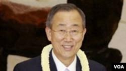 Sekertaris Jenderal PBB Ban Ki-moon. (Foto: Dokumentasi)