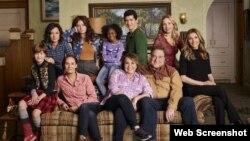 هنرمندان دوره جدید سریال روزن Photo: ABC Television Network