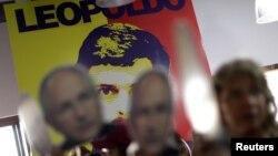 Leopoldo López y Antonio Ledezma, quienes están presos en Venezuela figuran este año entre los nominados al premio Sajarov a la libertad de conciencia.