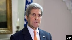 جان کری، وزیر خارجه ایالات متحده