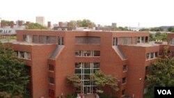 Gedung Harvard Kennedy School of Government di Universitas Harvard, Amerika Serikat (foto: dok).