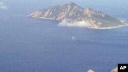 متنازع جزائرپر چین جاپان کشیدگی میں اضافہ