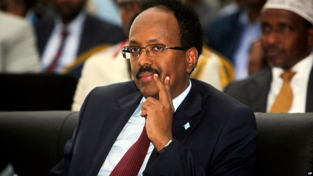 Mohamed Abdullahi Inaugurated As New Somali President