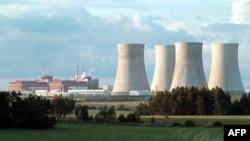 Атомная электростанция в Темелине, Чехия (архивное фото)