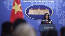 Điểm tin ngày 3/9/2021 - Việt Nam lên tiếng việc Trung Quốc thi hành Luật An toàn giao thông trên biển