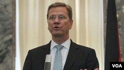 Menteri Luar Negeri Jerman, Guido Westerwelle