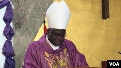 Bispo de Benguela Antonio Jaca