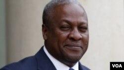 ສານສູງສຸດ Ghana ໄດ້ປະກາດວ່າ ທ່ານ John Mahama ໄດ້ຮັບໄຊຊະນ ະເປັນປະທານາທິບໍດີ.