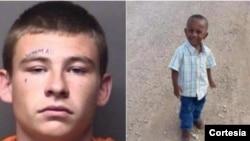 Wayman dijo a la policía que le disparó accidentalmente al niño.