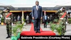 Filipe Nyusi - Presidente de Moçambique