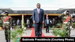 Filipe Nyusi - Presidente Moçambique