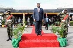 Filipe Nyusi estuda descentralização de Moçambique - 2:57