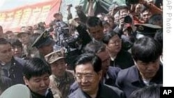 وضعیت در غرب چین بعد از زلزلۀ مرگبار