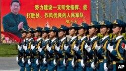 Khoảng 12 nghìn binh sĩ Trung Quốc và binh lính từ hơn 10 quốc gia cùng 200 máy bay sẽ tham gia cuộc duyệt binh quy mô lớn