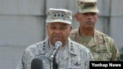 导弹防御局局长格里夫斯中将