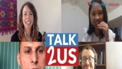 TALK2US: Question Words