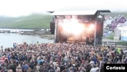 El G! Festival es uno de los más innovadores y originales festivales de música europeo, y acogió al grupo estadounidense Sister Sledge.