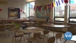 VOA: EE.UU. COVID-19 Escuelas