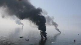 La tragedia ocurrió a 40 kilómetros al sur de Grand Isle, Luisiana.