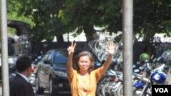 Cambodia Protest