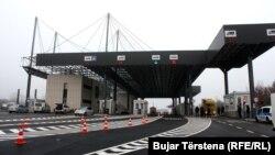 Kosovo border Merdare