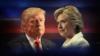 Tazarar Da Ke Tsakanin Hillary Clinton Da Donald Trump Na Kara Tsukewa