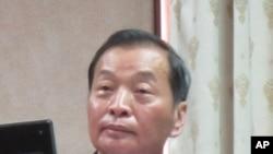 台湾国防部副部长赵世璋