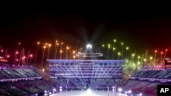 Pyeongchang Winter Olympic Games - Opening Ceremony
