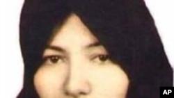 伊朗妇女萨基内.穆罕默迪.阿什蒂亚尼