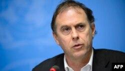 Juru bicara PBB tentang HAM, Rupert Colville (foto: dok).