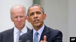 Tổng thống Obama nói về vấn đề cải cách di trú tại Tòa Bạch Ốc, 30/6/14