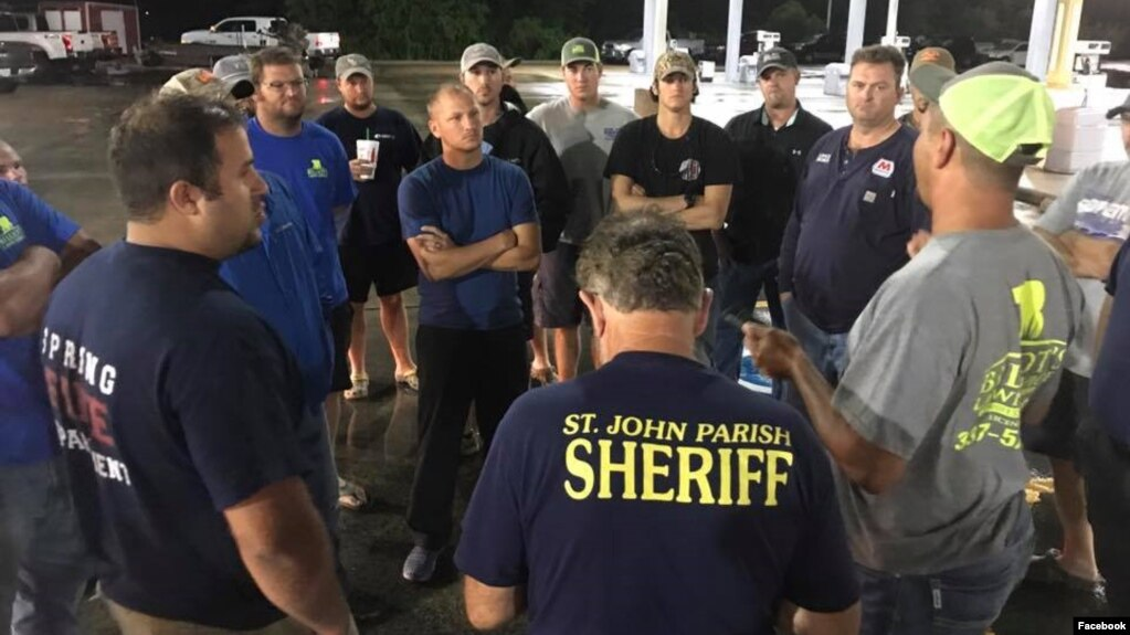 Image result for cajun navy coming to help texans