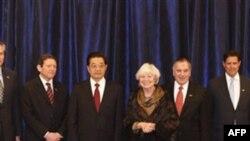 ჩინეთის პრეზიდენტის ვიზიტი აშშ-ში გრძელდება