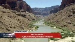 Veliki kanjon Colorado slavi 100. rođendan kao nacionalni park