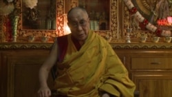 达赖喇嘛促请释放刘晓波的英文视频讲话