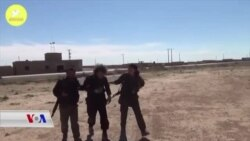 Çarenivîsa Kesên Wenda Yên Şerê DAIŞ'ê li Rojava Nediyar E