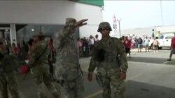 ارتش آمریکا برای کمک رسانی به آسیب دیدگان توفان در پورتوریکو و ویرجین آیلندز دست به کار شد
