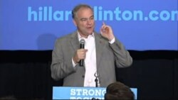 Senator Tim Kaine Remarks on Hillary Clinton's Health