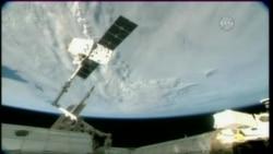 龙飞船完成第二次空间站补给任务