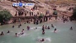 VOA60 Duniya: Iraqi, Agusta 13, 2014