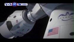 Boeing và SpaceX sẽ đóng tàu vũ trụ cho NASA