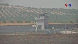 Cerablus-Karkamış Sınırında Güvenlik Arttırıldı