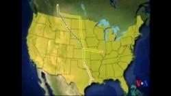 2015-02-25 美國之音視頻新聞: 奧巴馬總統否決輸油管道法案
